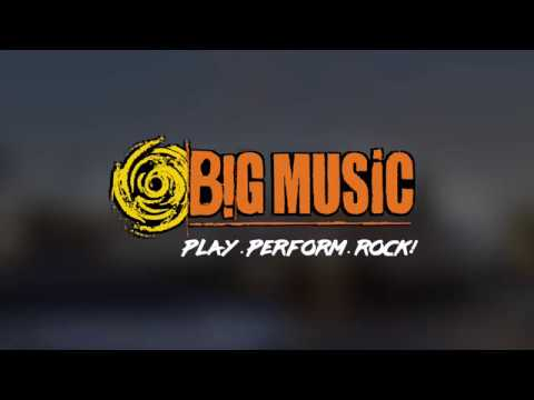 Play, Perform & Rock at Big Music | Take The Tour