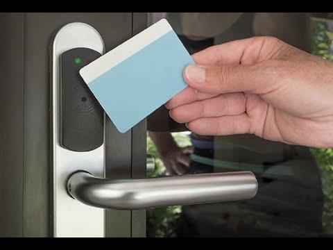 NFC замок своими руками или как управлять входной дверью с помощью банковской карты