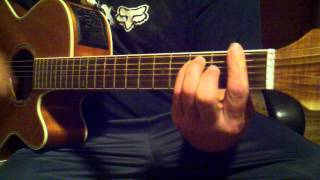 How to play Scandal of Grace by Hillsong United
