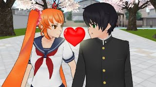 SENPAI & OSANA BEING A COUPLE | Yandere Simulator