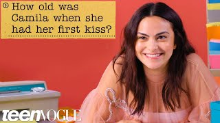 Download Camila Mendes Guesses How 543 Fans Responded to a Survey About Her | Teen Vogue Mp3 and Videos