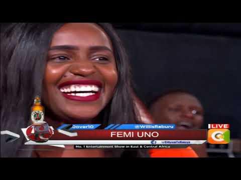 10over10 |Femi One: Msupa S kwangu si artiste, yeye ni comedian