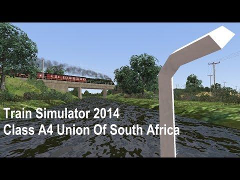 Train Simulator 2014 - LNER A4 Pacifics  