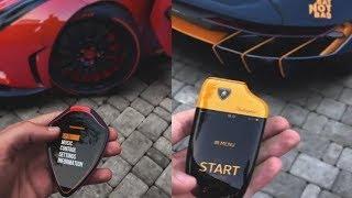 Ferrari'den Bile Daha Pahalı Olan Dünya'nın En Lüks Araba Anahtarları.