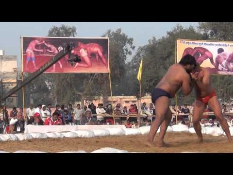 Susheel vs Sonu Pahalwan   Hind kesari dangal