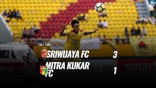 [Pekan 33] Cuplikan Pertandingan Sriwijaya FC vs Mitra Kukar FC, 30 November 2018