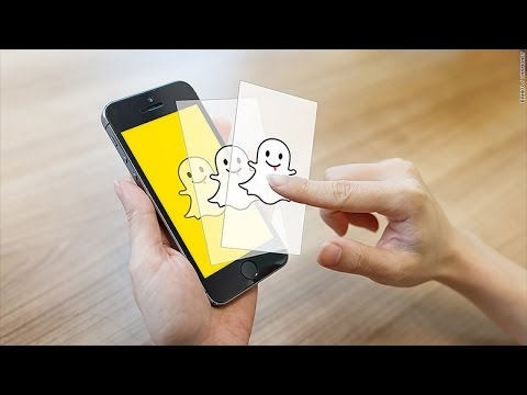 Snapchat on iphone 6