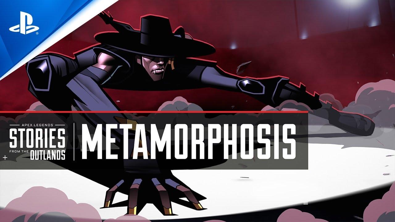 Apex Legends - Histoires des Terres Sauvages: Métamorphose