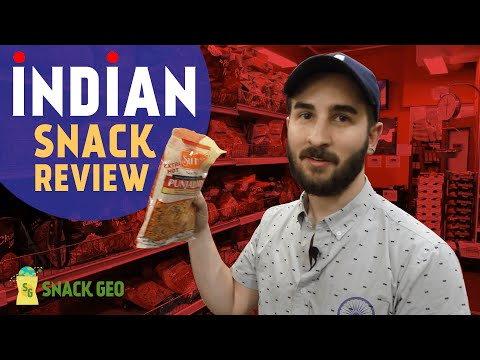 Snack Geo EP. 2 - Indian Snack Tasting and Review