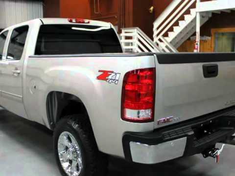 2013 Gmc Sierra For Sale >> 2007 SIERRA 2500 SLT GMC DIESEL 4X4 2007.5 Z71 CHROME WHEELS SHORT BED 2008 (Houston, Texas ...