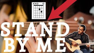 STAND BY ME - HOW TO PLAY - GUITAR TUTORIAL