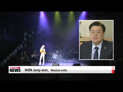 """Drag Queen"" trend takes hold in Korean musical scene   뮤지컬트렌드 여자남자"