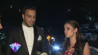 Ünlü Oyuncu Berk Oktay Merve Şarapçıoğlu İle Nikah Masasına Oturdu