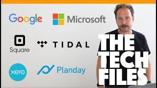 The Tech Files / Holoportation, EV Buses, Jay-z and Jack