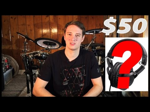 How Cheap Can You Go With Edrum Headphones?