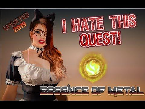 Essence Of Metal [EVENT] Secret Challenge - Metal Quest Guide Black Desert Online