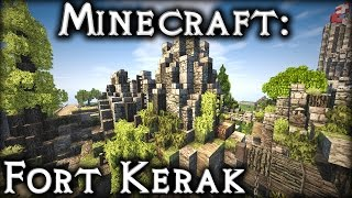 DakrCraft: Fort Kerak (by badgertracks)