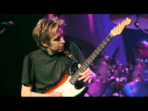 Eric Johnson - Cliffs of Dover backing track