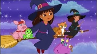 Dora and friends into the city  -  Trick or treat - Full episode