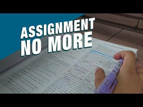 Stand for Truth: 'No homework policy,' makatutulong nga ba?
