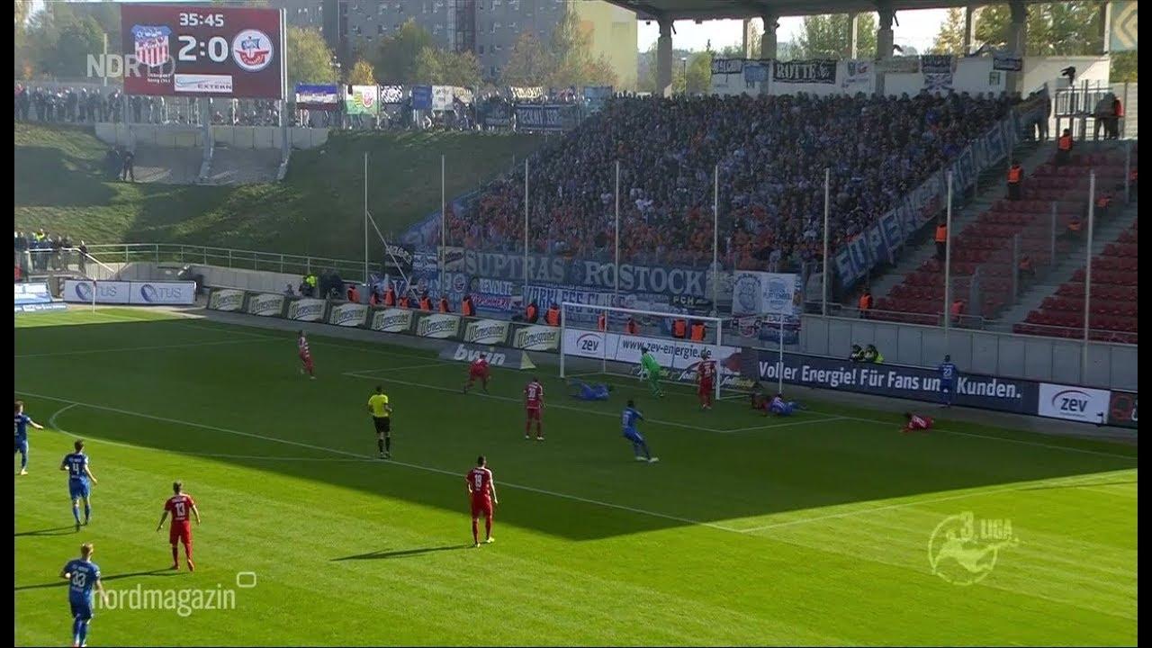 Zwickau Gegen Rostock