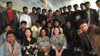 Rohingya Youth Association & RW Welfare Society (RWWS) ,lecturers Yee Moon from Harvard Law School.