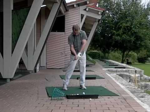 Abschlag Golf