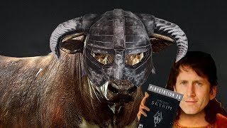 How Much More Can Bethesda Milk Skyrim?