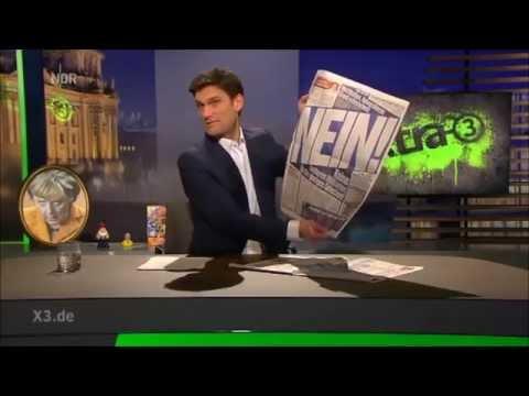 Die ekelhafte Bild-Zeitung und der ekelhafte Kai Diekmann: Rassismus auf Seite 1