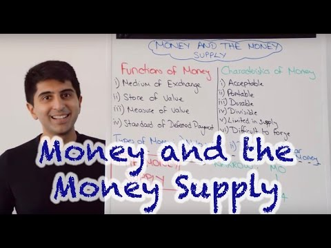 Money and the Money Supply - M0 & M4
