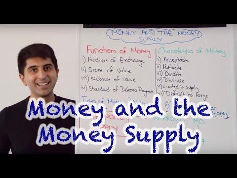 Money and the Money Supply - M0 & M4