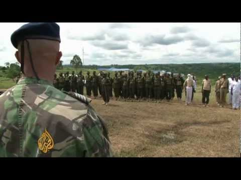 EU-trained Somali soldiers return to fight al-Shabab
