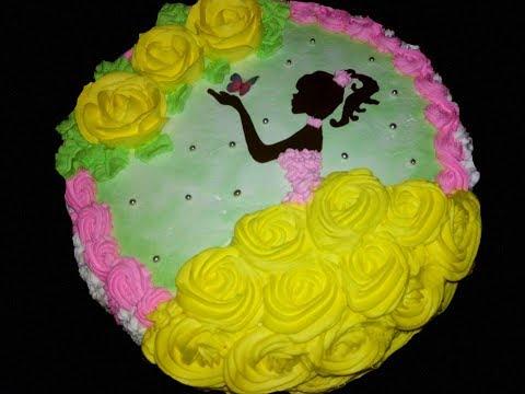 Торт для принцессы на день рождения/Наталья Торт Sweet Stories