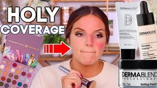 GRWM : CHIT CHAT / TRYING NEW PRODUCTS | Casey Holmes