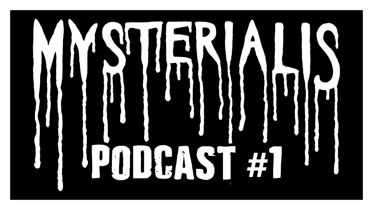 The Mysterialis Podcast #1 (Random Thoughts) The Paranormal, Supernatural & Mundane John Razimus