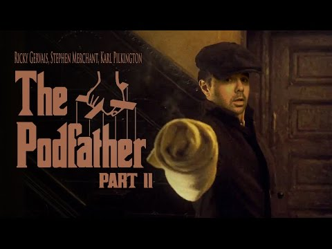 The Ricky Gervais Show - The Podfather: Part 2