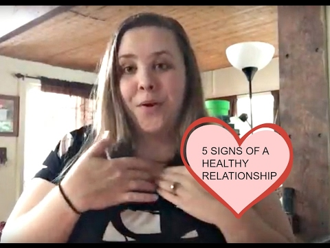 8 Essential Signs to Recognize Healthy Relationship & Toxic Relationship | Relationship Advice from YouTube · Duration:  1 minutes 16 seconds