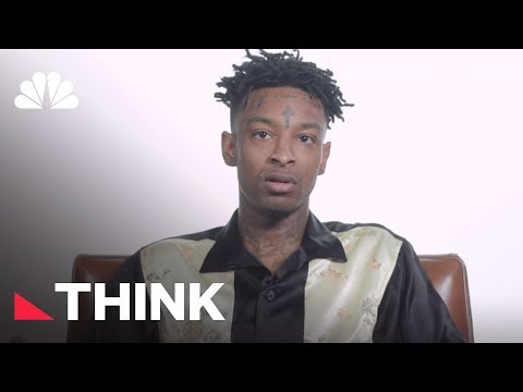 Rapper 21 Savage Has Some Money Tips For Broke People | Think | NBC News
