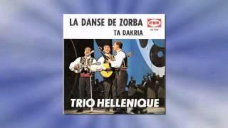 Trio Hellenique - La Danse de Zorba (Vinyl 1965)