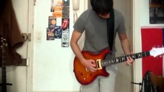 Run Through the Chemical Highway ~Jun Senoue VS. Masato Nakamura Guitar Cover
