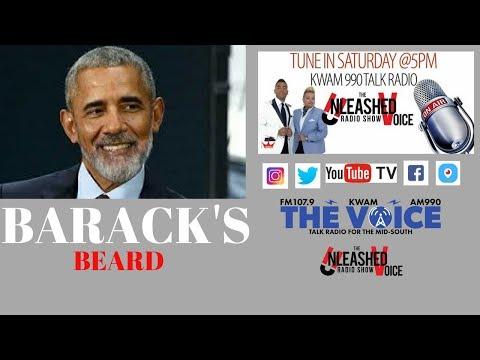 Pt.1 President Barack Obama's Beard - We Love The Photoshopped Picture
