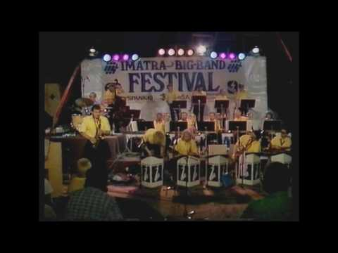Mel Lewis & the Jazz Orchestra live in Imatra 1988