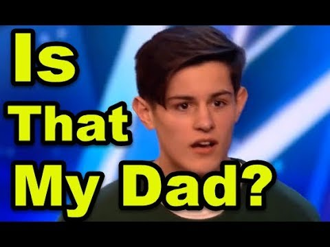 Son Gets SHOCKED When His Dad UNEXPECTEDLY Shows Up At His Audition Traveling from Far... Dads Love