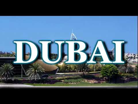 Dubai | Best Shopping and Holiday Destination | Dubai City Tour Video