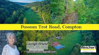 Possum Trot Road   Branded