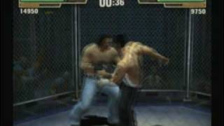 Def Jam Fight for NY - Henry Rollins vs Trejo
