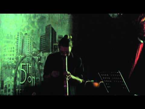 Quintin Song introduction to The Bright Side of Life Gig. 22nd Aug 2014