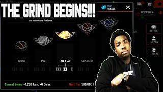NBA LIVE MOBILE 18 CHILL STREAM | PREPARING FOR THE NEW SHOWDOWN GAME MODE!!!