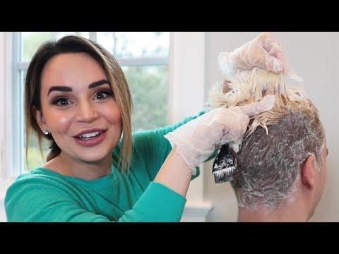 Rosanna Pansino BLEACHES My Hair!