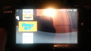 256gb PSP 3000